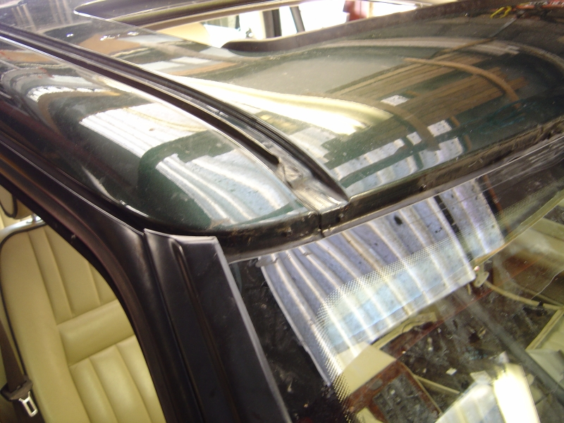 how to fix sunroof leaks in car wash